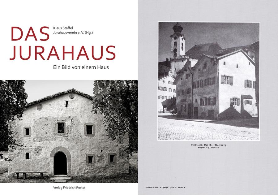 **Jurahauspaket - Buch und Bildermappe